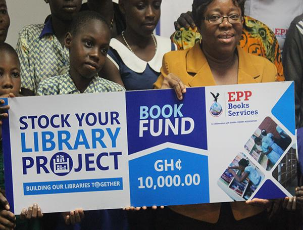 Stock Your Library Project - EPP Book Services